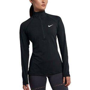 Women's Nike Pro Warm 1/2 Zip Dri-Fit Training Top